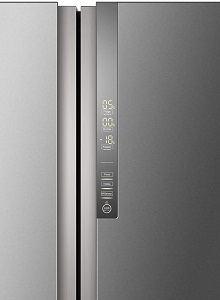 Haier HTF-610DM7 panel digital temperatura